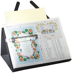 Prop-It Magnetic Chart Holder-Discontinued Sub w/ Prop-It w/ Magnifier MAIN