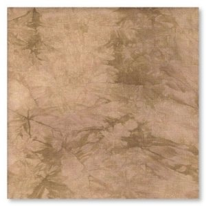 Picture This Plus Hand-Dyed Oaken 32ct Belfast Linen MAIN