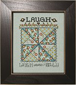 Quilted With Love - Laugh
