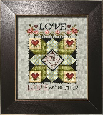 Quilted With Love - Love MAIN