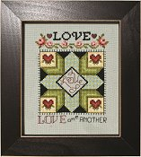 Quilted With Love - Love THUMBNAIL