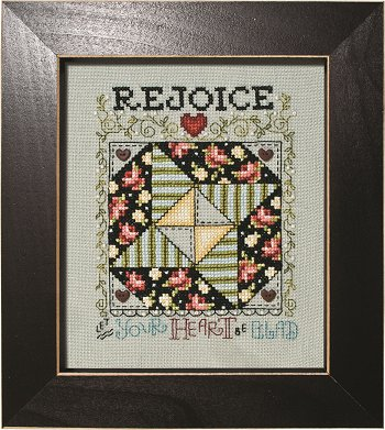 Quilted With Love - Rejoice MAIN