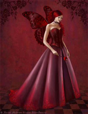 Heaven and Earth Designs - Queen of Hearts