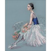 Riolis Cross Stitch - Ballet Dancer