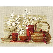 Riolis Cross Stitch - Tea