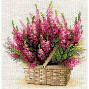 Riolis Cross Stitch - Scottish Heather