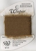 Rainbow Gallery Wisper W106 Dark Hazelnut