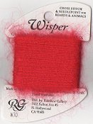 Rainbow Gallery Wisper W70 Red