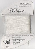 Rainbow Gallery Wisper W88 White