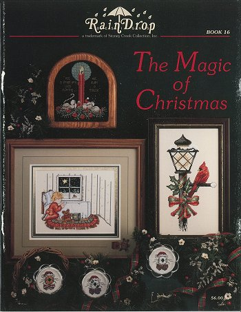 Raindrop Book 16 - The Magic of Christmas THUMBNAIL