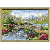 Riolis Cross Stitch Kit - Summer View