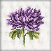 RTO Cross Stitch Kit - Chrysanthemums