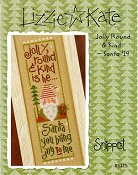Lizzie Kate Snippet - Jolly Round & Kind Santa '14 THUMBNAIL