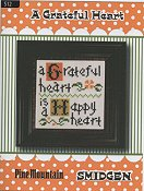 Pine Mountain Designs - Smidgen Series - A Grateful Heart THUMBNAIL