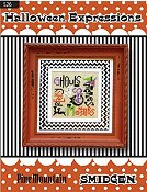 Pine Mountain Designs - Smidgen Series - Halloween Expressions THUMBNAIL