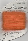 Rainbow Gallery SS1Santa's Beard & Suit Red-Discontinued (Sub w/ W70 Wisper) THUMBNAIL