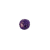 Button - Solid Purple Toxic Bubble, Extra Small MAIN