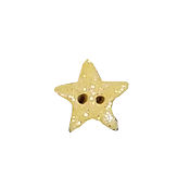 Button - Angel Star, Small THUMBNAIL