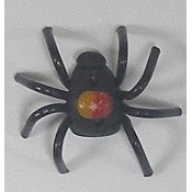 Button - Spider, small THUMBNAIL