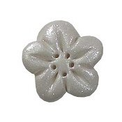 Button - Large Pearl Flower_THUMBNAIL