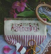 Shepherd's Bush - My Stitching Bag Kit