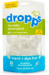 Cot'n Wash Dropps - Scent and Dye Free MAIN
