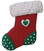 Stoney Creek Needle Minder - Christmas Stocking