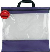 See Your Stuff Clear Storage Bag Large