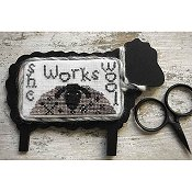 Folk Art Board - Sheep Board_THUMBNAIL