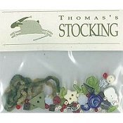 Shepherd's Bush - Thomas' Stocking Embellishment Pack