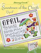 Snowmen of the Month - April THUMBNAIL