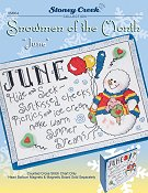 Snowmen of the Month - June THUMBNAIL