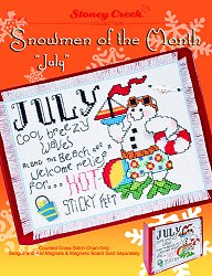 Snowmen of the Month - July MAIN