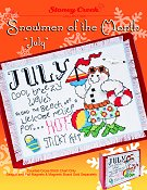 Snowmen of the Month - July