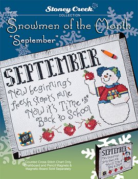Snowmen of the Month - September MAIN
