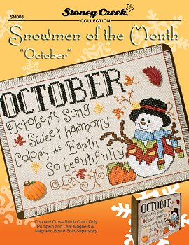 Snowmen of the Month - October MAIN