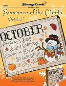 Snowmen of the Month - October THUMBNAIL