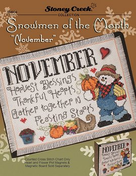 Snowmen of the Month - November MAIN