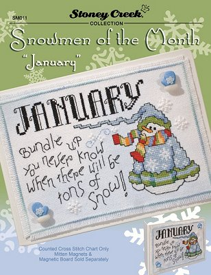 Snowmen of the Month - January MAIN