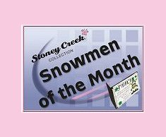 Snowmen of the Month
