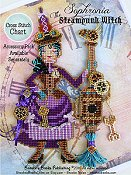 Brooke's Books Publishing - Witchie Sisters - Sophronia The Steampunk Witch THUMBNAIL