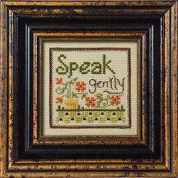 "July 2010 Pattern of the Month ""Speak Gently"" MAIN"