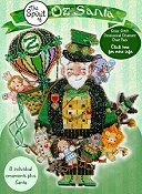 Brooke's Books Publishing - Spirit Of Oz Santa