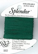Rainbow Gallery Splendor S832 Dark Green THUMBNAIL