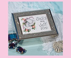 Wedding Glitter Box