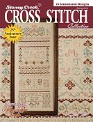 Cover photo of Spring 2014 Stoney Creek Cross Stitch Collection magazine THUMBNAIL