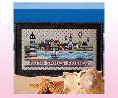 Seaside Faith - Family - Friends