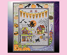 Halloween Village Series