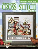 cover of Stoney Creek Cross Stitch Collection magazine Spring 2016 issue THUMBNAIL