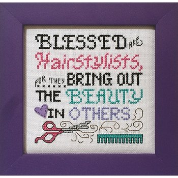 Custom Frame - Hairstylists